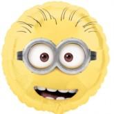 """Despicable Me Minion 18"""" Foil Balloon"""