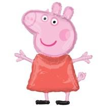 "Peppa Pig 32"" SuperShape Foil Balloon"