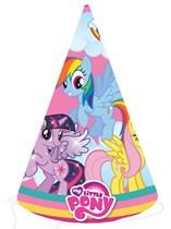 My Little Pony Party Hats 8pk
