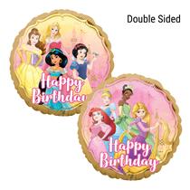 "Disney Princess Happy Birthday 18"" Foil Balloon"