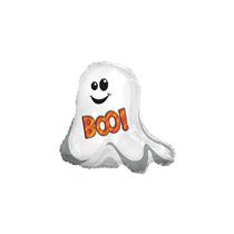 "Halloween Boo Ghostie 10"" Mini Shape Foil Balloon"