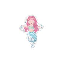 "Pink Mermaid 12"" Mini Shape Foil Balloon"