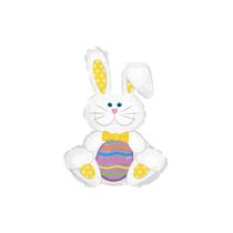 Yellow Easter Bunny