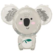 """Koala 28"""" Supershape Foil Balloon"""