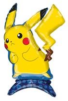 Pikachu Sitter Foil Balloon