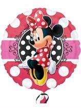 """Minnie Mouse Portrait 18"""" Foil Balloon"""