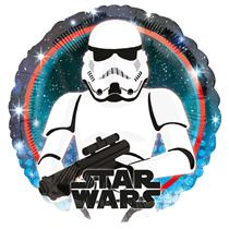 "Star Wars Storm Trooper 18"" Character Foil Balloon"