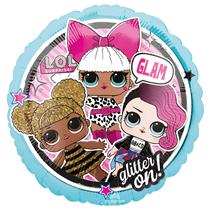 "LOL Surprise Dolls Glam 18"" Foil Balloon"