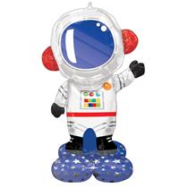 """Astronaut Airloonz 57"""" Foil Balloon"""