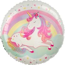 "Enchanted Unicorn 18"" Foil Balloon"