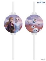 Disney Frozen 2 Party Drinking Paper Straw