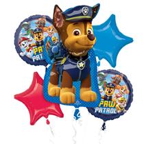 Paw Patrol Balloon Bouquet 5pce