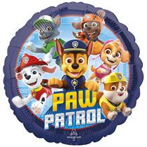 """Paw Patrol Gang 18"""" Foil Balloon"""