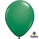 "Green 11"" Latex Balloons 6pk"