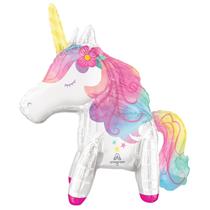 "Enchanted Unicorn 25"" Foil Multi Balloon"