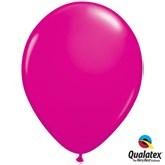 "Wild Berry 11"" Latex Balloons 6pk"