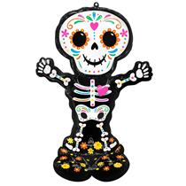 Halloween Skeleton AirLoonz Foil Balloon