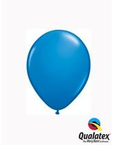 "Qualatex Standard 5"" Dark Blue Latex Balloons 100pk"