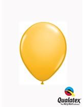 "Qualatex Fashion 5"" Goldenrod Latex Balloons 100pk"