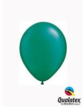 "5"" Pearl Emerald Green Latex Balloons 100pk"