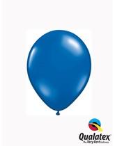 "Qualatex Jewel 5"" Sapphire Blue Latex Balloons 100pk"