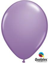 """Qualatex Fashion 11"""" Spring Lilac Latex Balloons 100pk"""