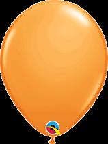 "11"" Orange Latex Balloons 100pk"