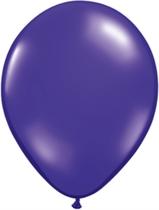 "11"" Quartz Purple Latex Balloons 100pk"