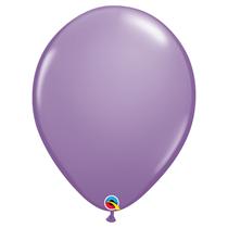 """Spring Lilac 16"""" Latex Balloons 50pk"""