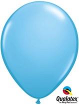 "16"" Pale Blue Latex Balloons 50pk"