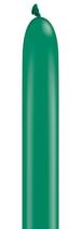 Qualatex 160Q Emerald Green Latex Modelling Balloons 100pk