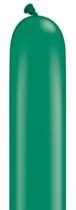 Qualatex 260Q Emerald Green Latex Modelling Balloons 100pk
