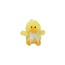Sweet Yellow Chick Easter Soft Toy 14cm