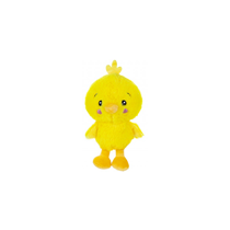 Cute Baby Yellow Chick Easter Soft Toy 14cm