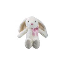 Easter Bunny Floppy White Rabbit Soft Toy 23cm