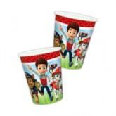 Paw Patrol Paper Cups 8pk