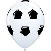 "Football 11"" Latex Balloons 25pk"