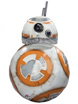 "Star Wars BB-8 33"" Supershape Foil Balloon"