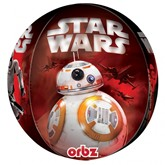 "Star Wars The Force Awakens 16"" Orbz Balloon"