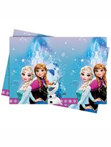 Frozen Northern Lights Plastic Tablecover