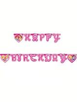 Disney Princess Storybook Happy Birthday Letter Banner