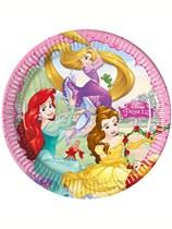 Disney Princess Storybook  Paper Plates 8pk