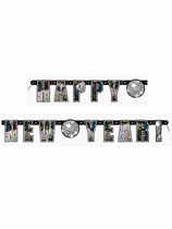 New Year Countdown Jointed Banner