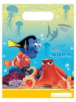 Finding Dory Party Bags 6pk