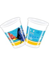 Finding Dory Plastic Cups 8pk