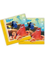 Finding Dory Luncheon Napkins 20pk