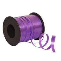 Purple Curling Balloon Ribbon 100yds