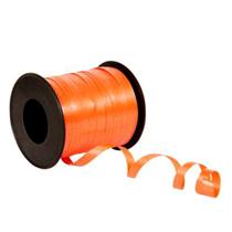 Orange Curling Balloon Ribbon 100yds
