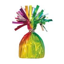 Rainbow 6oz Foil Tassel Weight