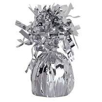 Silver 6oz Foil Balloon Weight